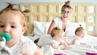 Allie Richmond: Mother of Triplets & Former Disney Cast Member! | #tmvfeature
