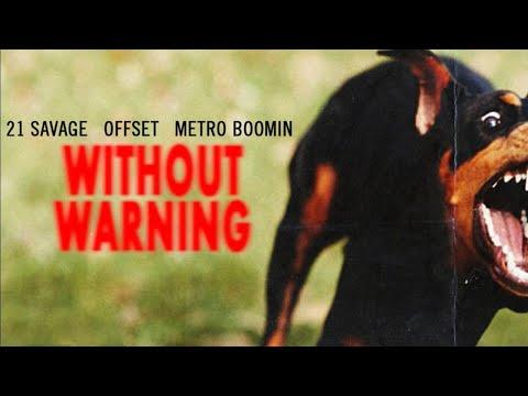 21 Savage, Offset & Metro Boomin - Rap Saved Me Feat. Quavo (Without Warning)