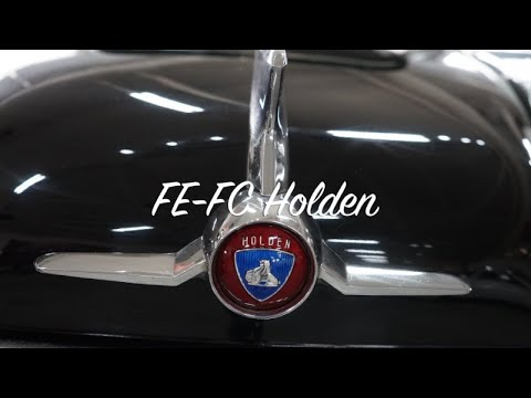 FE & FC Holden - The Car Almost Driven By The Queen