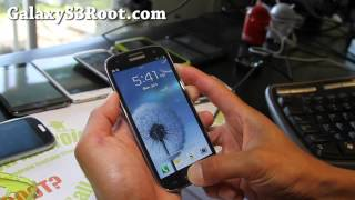 How to Root AT&T Galaxy S3 SGH-I747!