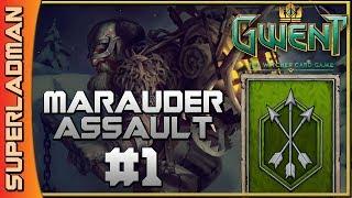 Gwent scoia'tael | Marauder Assault #1