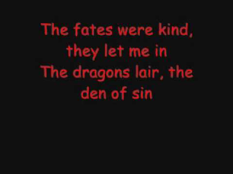 Voltaire - Crusade (Lyrics)