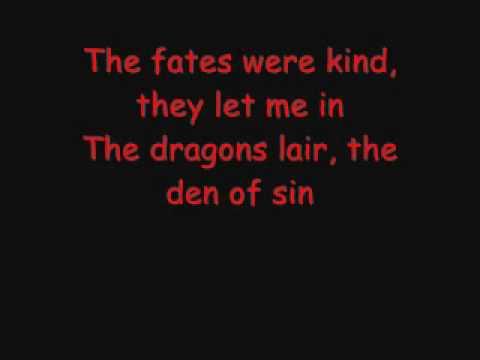 Voltaire - Crusade (Lyrics)