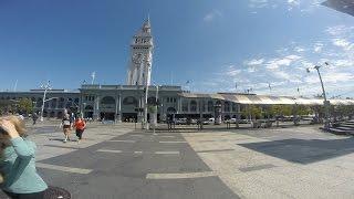 Touring San Francisco - San Francisco Ferry Building