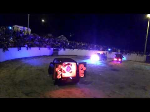 Hellboy Car Audio Cogua 2015