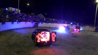 Hellboy Car Audio Cogua 2015