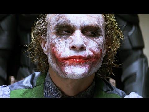 EL Joker �Demente o sabio - La Impactante Filosof�a del Guason
