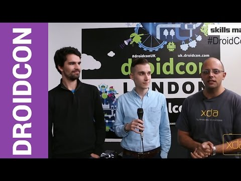 DroidConUK interview with Liam Spradlin and Francisco Franco