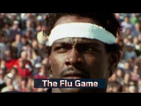 Walter Payton vs Vikings (1977 Week 10) - 275 Yards + TD! Records + Flu!