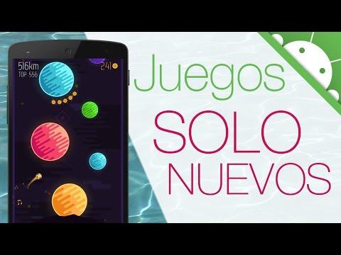 MEJORES JUEGOS NUEVOS para Android de la Semana