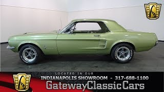#810-NDY 1967 Ford Mustang