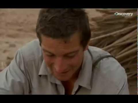 L'ultimo sopravvissuto  Bear Grylls  Sahara parte 1 di 2 Ita
