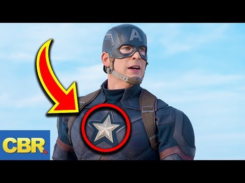 10 Captain America Weaknesses That Can Be Exploited