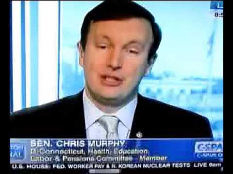 CT Senator Chris Murphy Explains Gun Rights