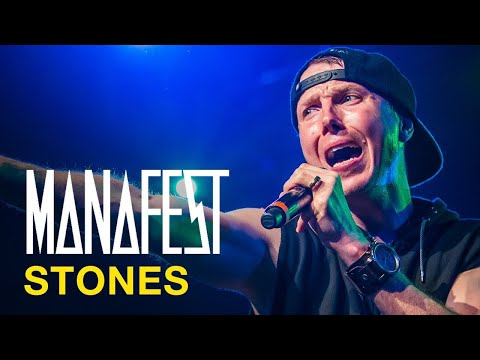 Manafest - Stones (Official Lyric Video)