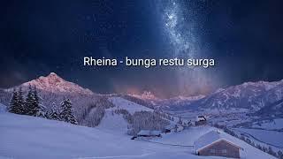 Download Rheina - bunga restu surga Mp3