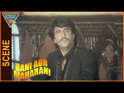 Rani Aur Maharani Hindi Movie || Mukesh Khanna Best Court Scene || Eagle Hindi Movies