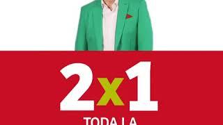 Julio Regalado 2020: 2x1 en calcetería