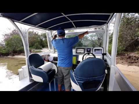 Ocean Craft 6000 Cabin Walkaround 1U3A1057