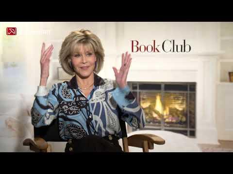 Jane Fonda  BOOK CLUB