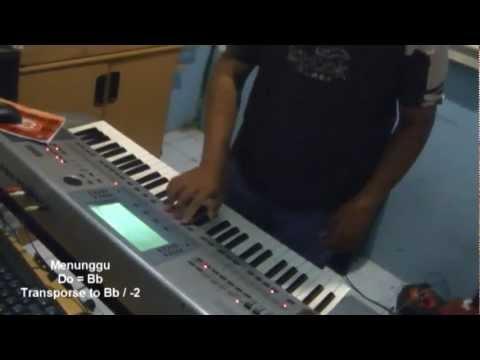 Menunggu - KORG PA 50 (klasik-koplo)