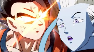 Gohan, Not Even Whis Can EXPLAIN What Gohan Has Unleashed (Final Godly ASCENSION)