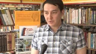 Передача книг А.Лиханова в библиотеки Якутии