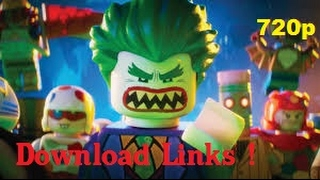 Download The LEGO Batman Movie 2017 For Free