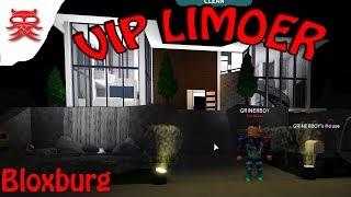 VIP Limoer - Bloxburg - Dansk Roblox