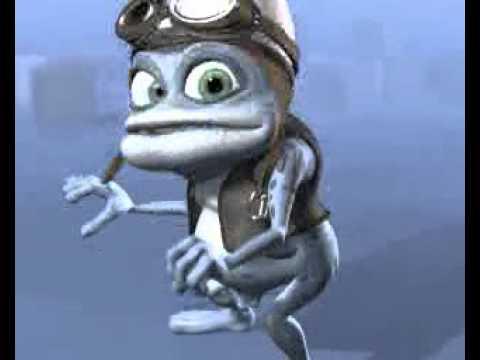 Der Bekloppte Frosch