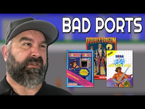 Bad Arcade Ports To Consoles That You Should Avoid