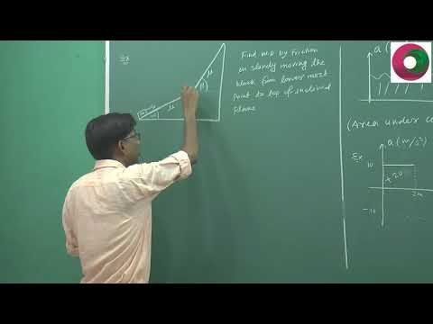 iit-physics,-work-power-&-energy-2,-w.d.-by-f-s-graph,-by-friction,-normal,-gravity,-spring-force