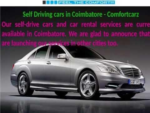 self driving car in coimbatore -COMFORT CARZ