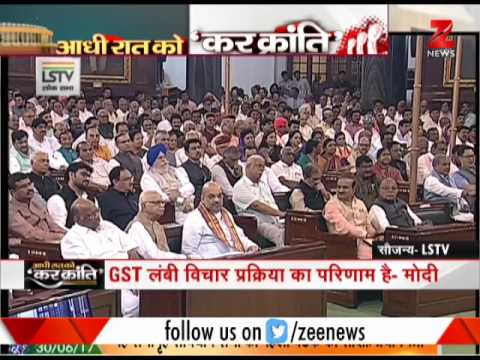 #GST is example of India's federal structure, says PM Narendra Modi