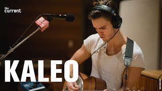 Kaleo - full session at The Current (2016)