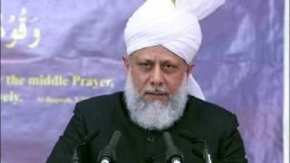 Majlis Ansarullah UK Ijtema - Part 2 (Urdu)