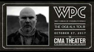 William Patrick Corgan -  The Long Goodbye - Live