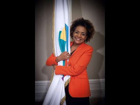 Interview de Michaëlle Jean