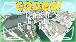 Roblox - Cash Grab Simulator - Codes