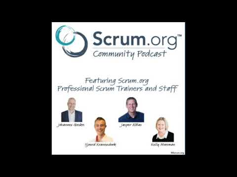 Scrum Org Community Podcast Episode 1   The Value Of The Community