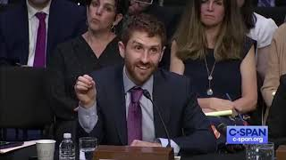 Tristan Harris - US Senate June 25, 2019