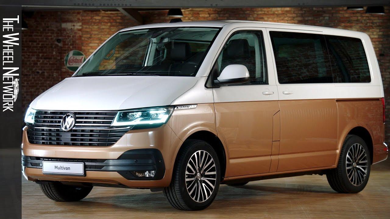 2020 volkswagen multivan t6 1 exterior interior transporter t6 facelift youtube. Black Bedroom Furniture Sets. Home Design Ideas