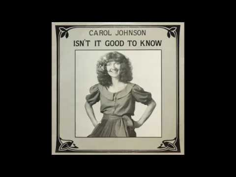 Carol Johnson - Bump In The Night [1980s Children]