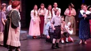 The Music Man - The Wells Fargo Wagon