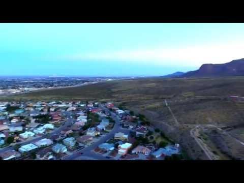 Phantom 3 over North Hills El Paso