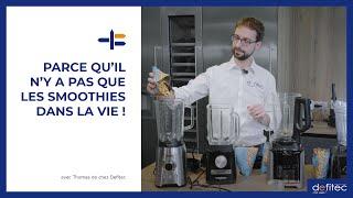 Quel blender choisir pour faire du beurre de cacahuètes ? Faites la comparaison avec Thomas !