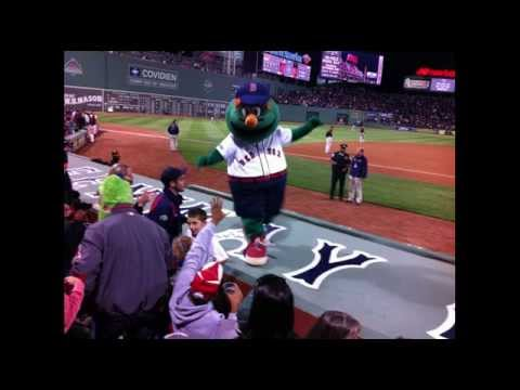 Red Sox Nation National Anthem Sweet Caroline