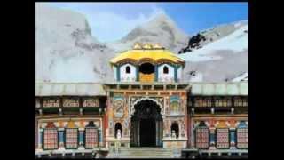 """Shri Badrinath Aarti """"Pavan mand sugandh sheetal hem mandir shobhitam"""""""