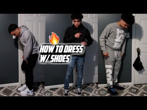 HOW TO DRESS W/ SNEAKERS PT.2 (Fire fits🔥)
