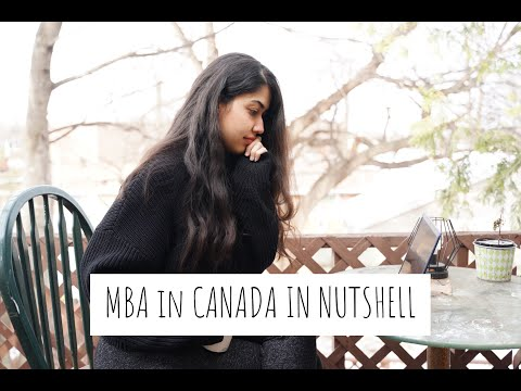 Everything you need to know about MBA in Canada
